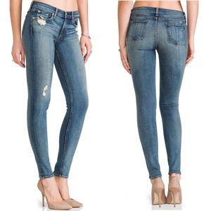 Rag & Bone Skinny Jeans in Destroyed